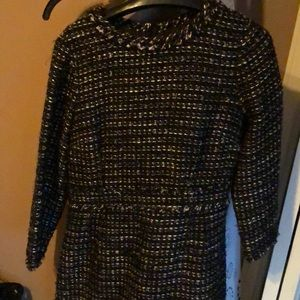 Jcrew collection dress with amazing details